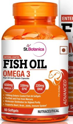 st botanica fish oil 1000 mg review